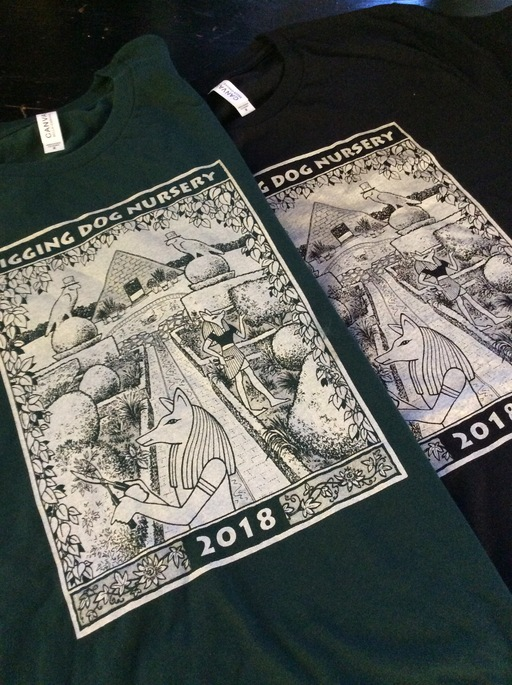 Digging Dog Nursery 2018 T-Shirts